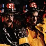 Firemen Working